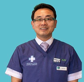 Dr Keith Chiang - Principal Dentist