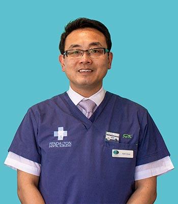 Keith Chiang