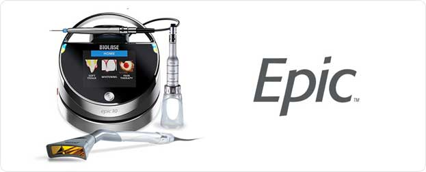 Epic - our soft tissue laser